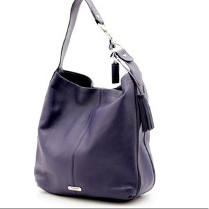 LIKE NEW AUTHENTIC COACH AVERY LEATHER HOBO BAG